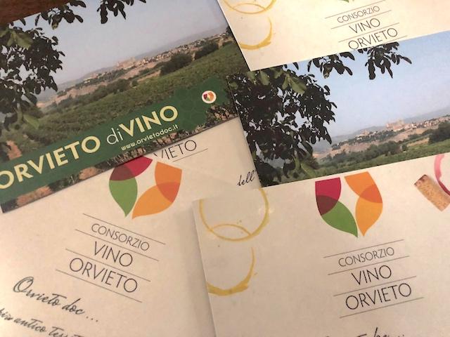 Progetto di ricerca del Consorzio per una migliore valorizzazione dell'Orvieto