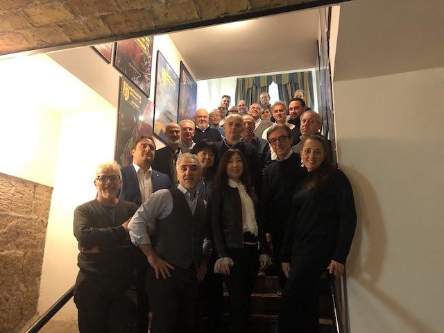 Consensi per la 12esima edizione del Challenge Internazionale Euposia